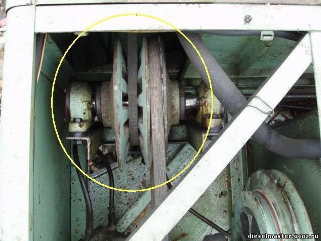 Самодельный стенд генератор проверки 108